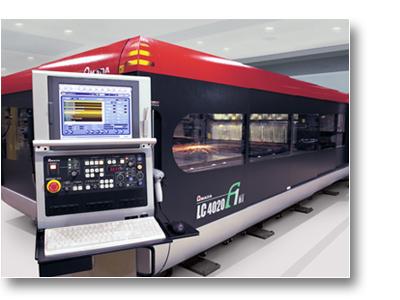 Laser Cutting Systems/LC-4020F1NT | AMADA AMERICA