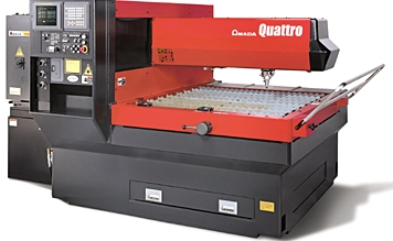 Laser Cutting Systems Quattro Amada America
