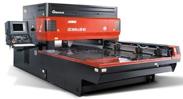 Laser Cutting Systems Pulsar 2415nt Amada America