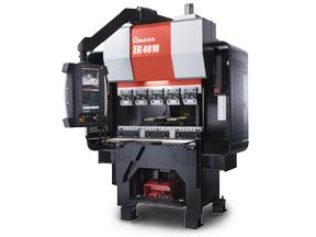 EG 4010 — Compact and Fast Servo-Electric Press Brake | AMADA AMERICA
