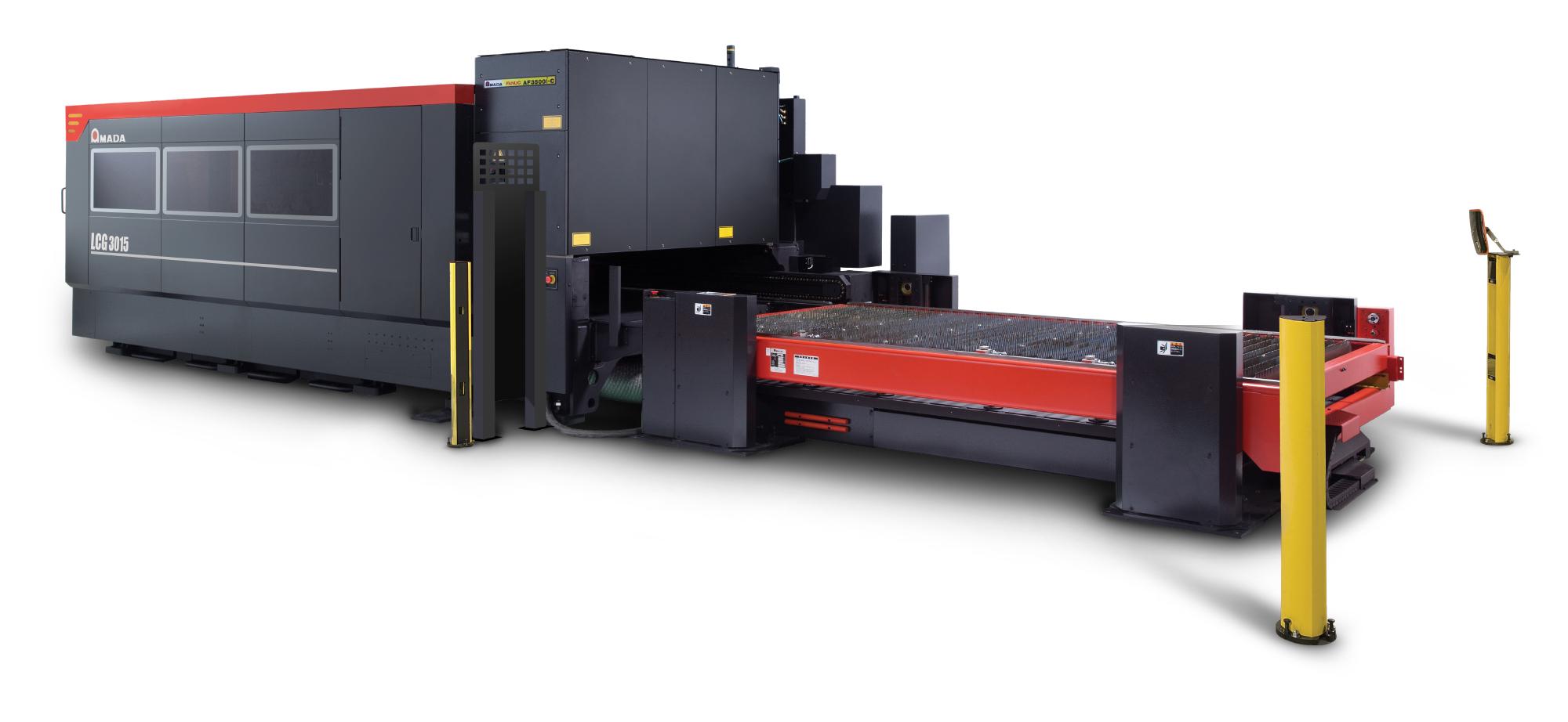 Laser Cutter | AMADA AMERICA